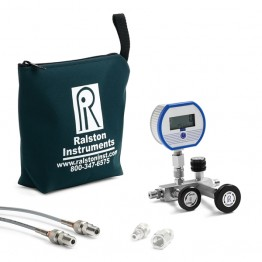 Calibration manifold kits